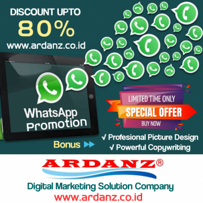 Digital Marketing Solution Whatsapp Promotion