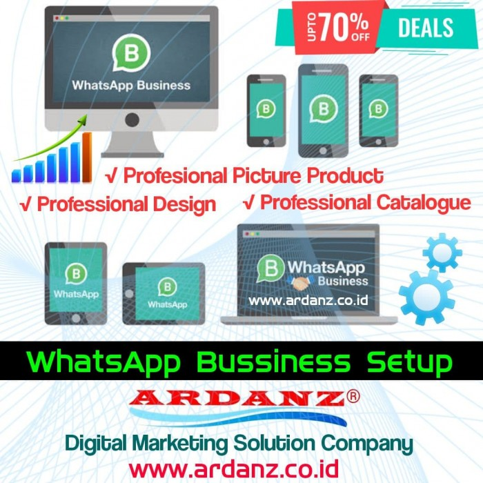 Digital Marketing Solution Whatsapp Bussiness Setup 10 Katalog Produk